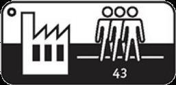 Обозначение ламината класс 43