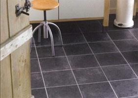 Ламинат с эффектом керамической плитки