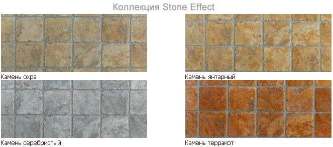 Ламинат Stone Effect с эффектом керамической плитки