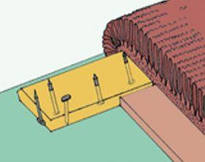 Как стелить ковролин на бетонный пол