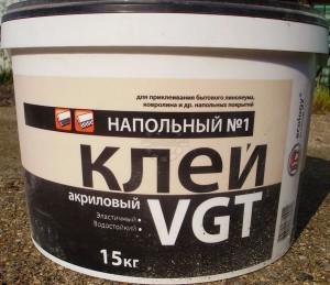 Закрепление коврового покрытия на клей
