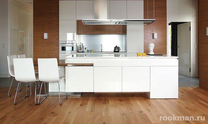 Влагостойкое ламинированное покрытие для кухни