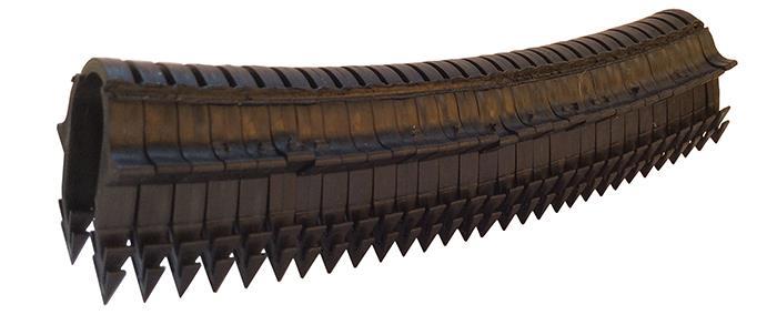 skoba yakornaya dlya teplogo pola black