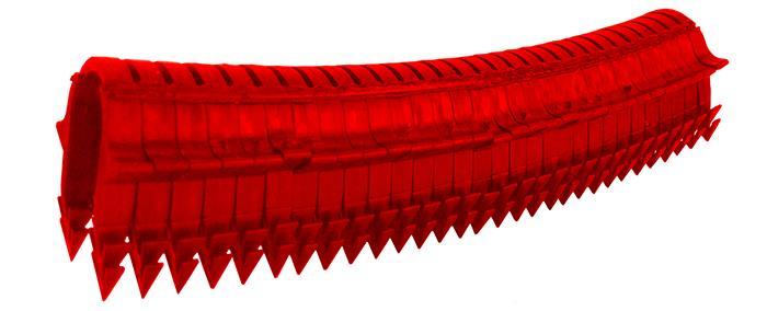 skoba yakornaya dlya teplogo pola red