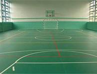 Преимущества спортивного линолеума