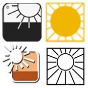 Обозначения светостойкость на упаковке напольного покрытия. Ламинат, пробка, массив, паркет и др.