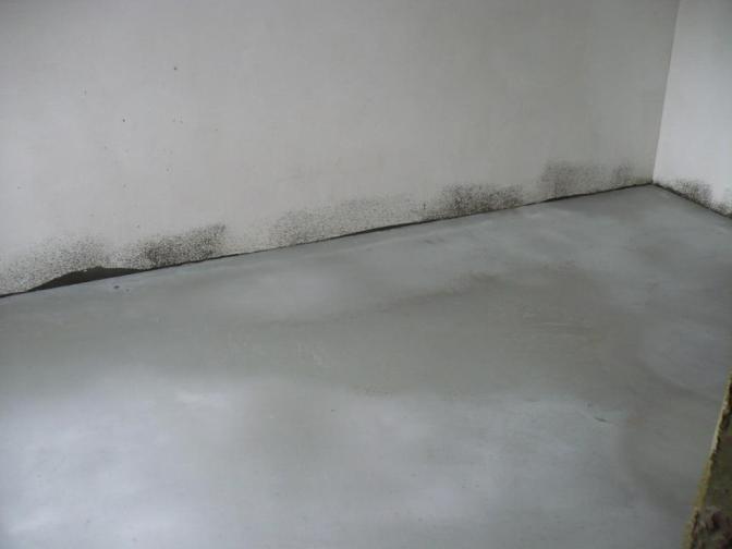 наливной пол под плитку