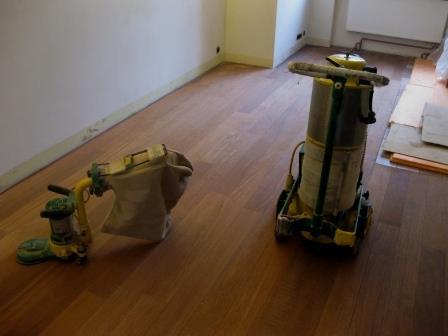 Восстановление массива в частной квартире