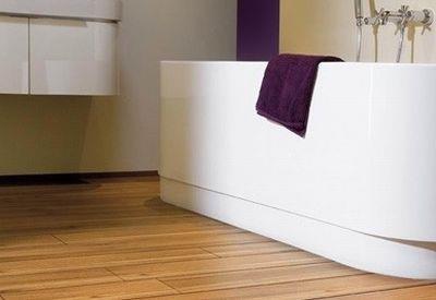Водонепроницаемое покрытие в ванной от АкваСтеп