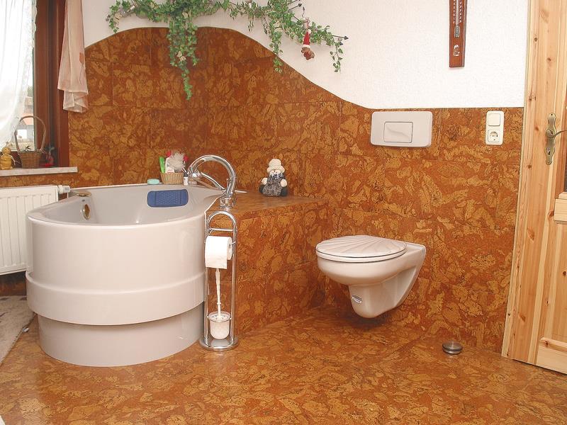 Пробка в ванной