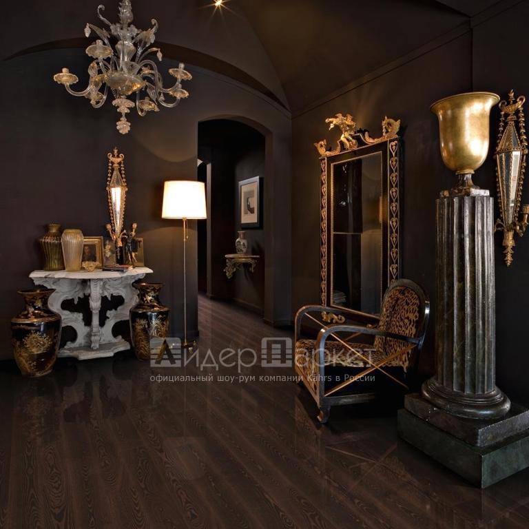 Ясень Черная медь Черс (Kahrs Ash Black Copper)