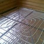 Как утеплить холодный пол в деревянном доме