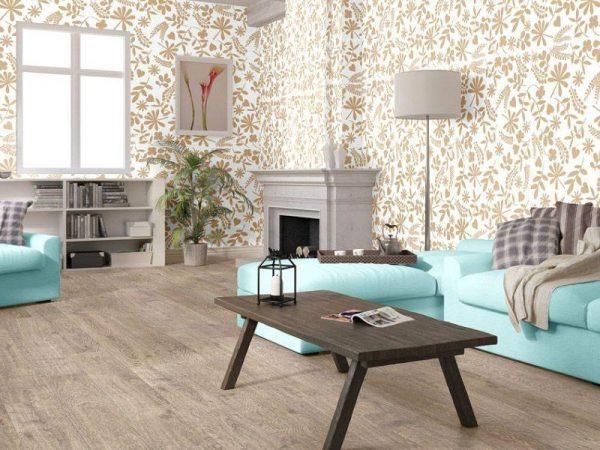 Сочетание цвета ламината с мебелью