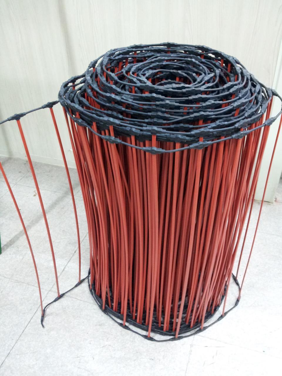 Стержневой электрический теплый пол