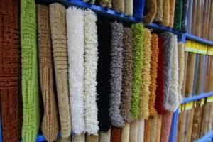 Ассортимент напольных покрытий