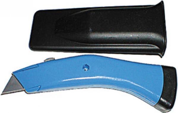 Применение ножа для резки линолеума