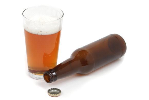 разлитое пиво
