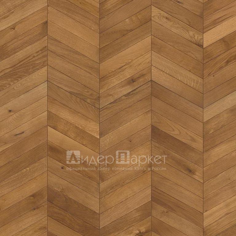 Дуб Шеврон Светло-коричневый (Kahrs Oak Light Brown)