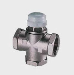 термостатический клапан для теплого пола