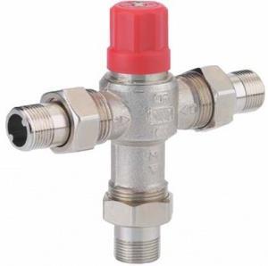 трёхходовой клапан для смесительного узла