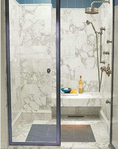 Резиновая плитка для полов в кухнях и ванных комнатах