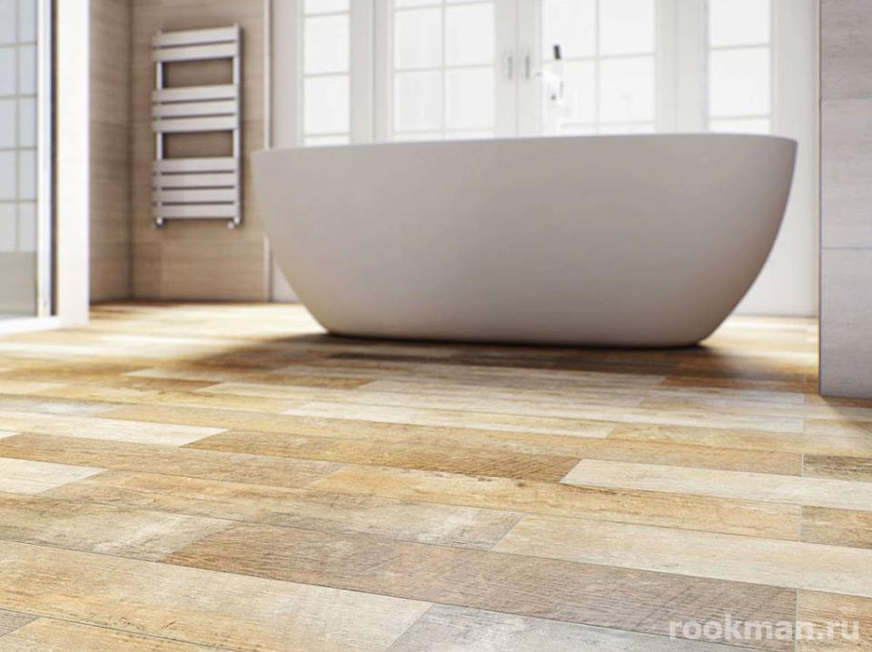 Водостойкий ламинат 43 класса - идеальное решение для ванной комнаты