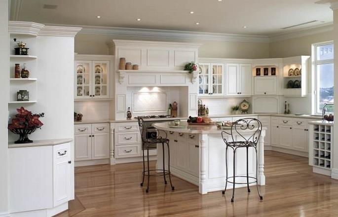 Ламинат на кухне минусы фото