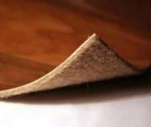 Линолеум на основе войлока