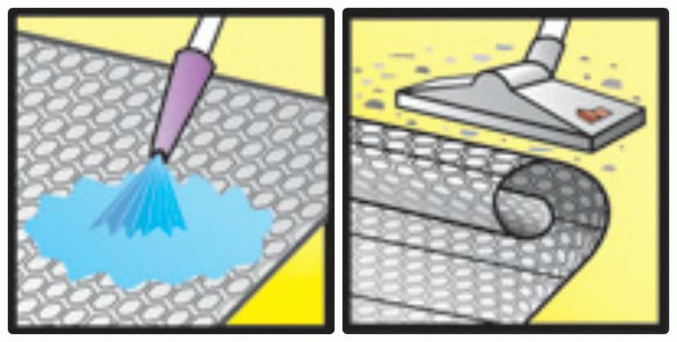 Решетка для влажных помещений2