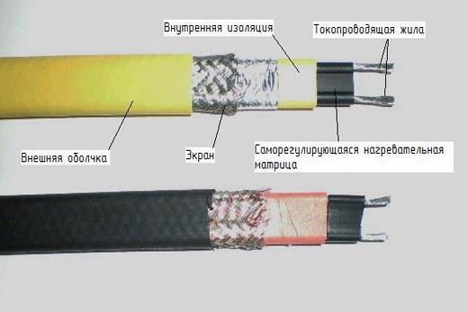 Поломалась матрица кабеля термостата