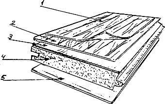 Технология устройства покрытия пола из ламинат-паркета. Технические рекомендации (извлечение из ТР 114-01)