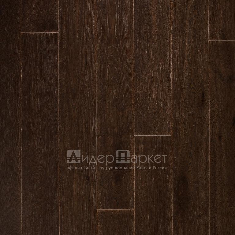 Дуб Черный/Черненый* Черс (Kahrs Oak Nouveau Black)