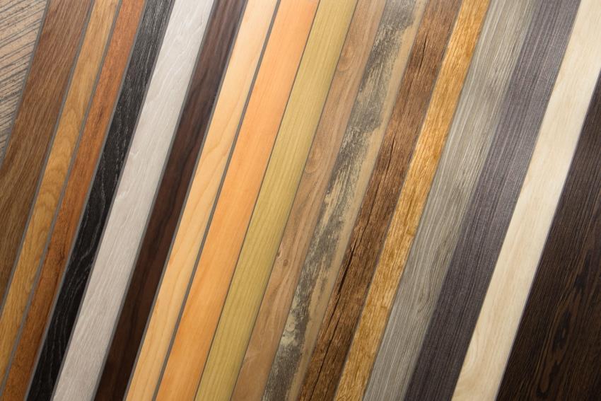 Широкий выбор цветовой гаммы кварцвиниловой плитки позволяет использовать ее для создания интерьера в любом стилевом направлении