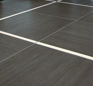 Разные способы укладки керамической напольной плитки как декоративный эффект