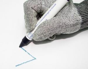 Как использовать восковой карандаш для ламината