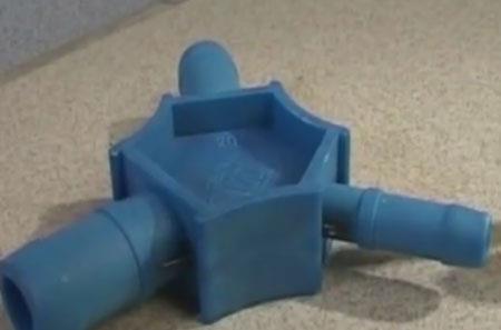 кондуктор для выравнивания труб