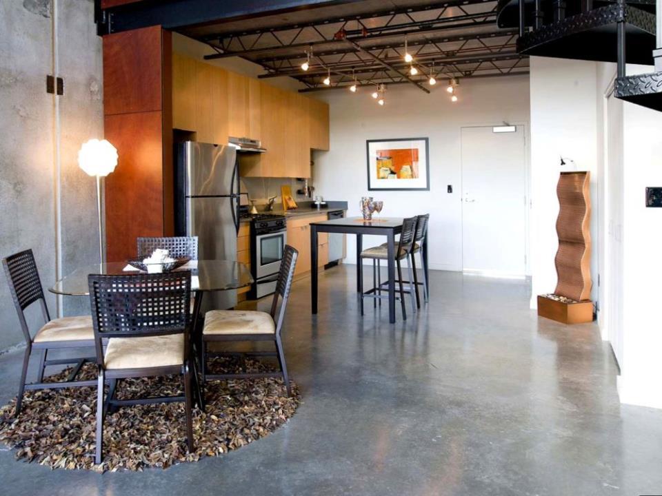 Виды напольных покрытий бетонные полы
