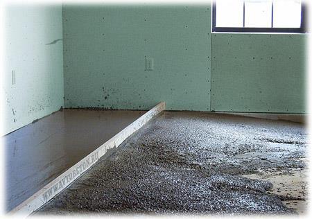 Фото 2 Подготовка основания под водяной теплый пол