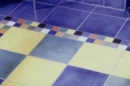 Керамическая напольная плитка (напольное покрытие)
