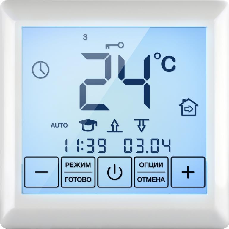 регулировка температуры теплого пола