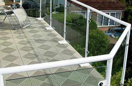 плитка на пол для балкона