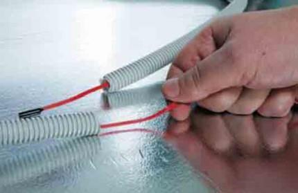 Термодатчик для электрического теплого пола