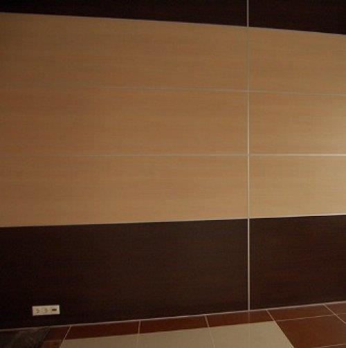 ПВХ плитка для стен