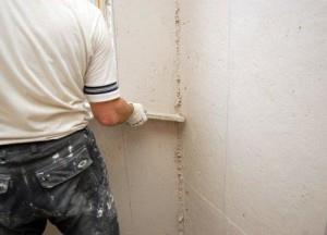 Штукатурка для стен в ванной комнат