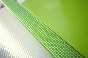 Текстура зеленой плитки