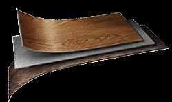 Конструкция виниловой плитки