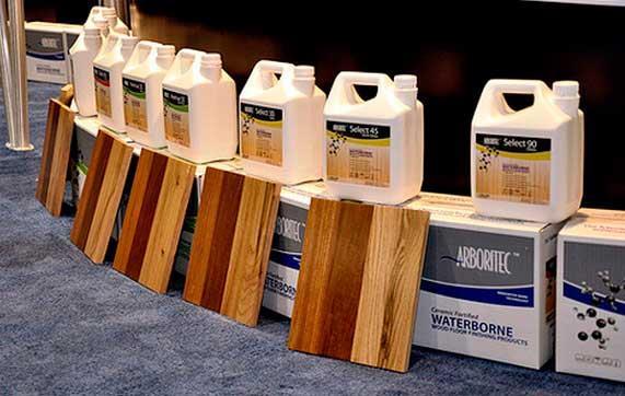 для обработки деревянных напольных покрытий