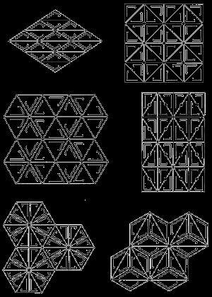 Математические мозаики: Рис.8