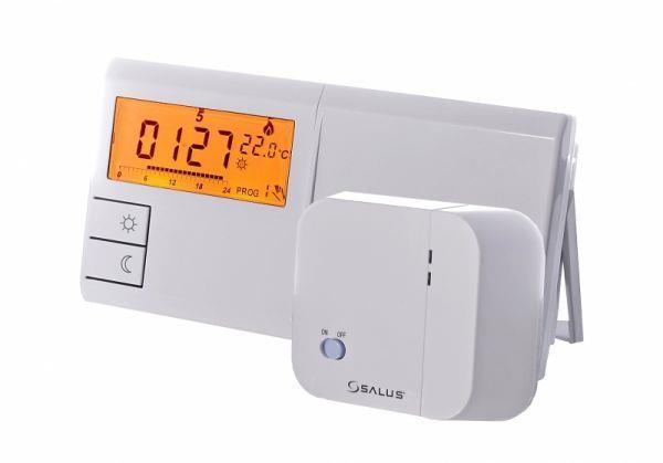 Термостат salus для умного дома
