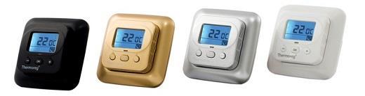 Температурный регулятор для теплого пола